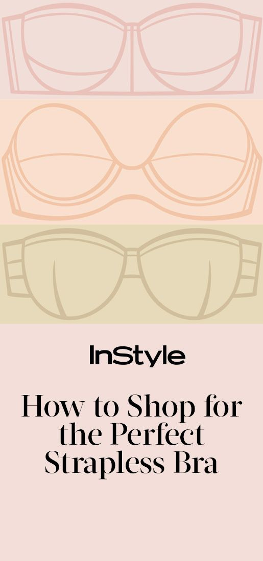 45106dae8 Bra expert Jenny Altman shares her top tips on how to shop for a strapless  bra that won t fall.