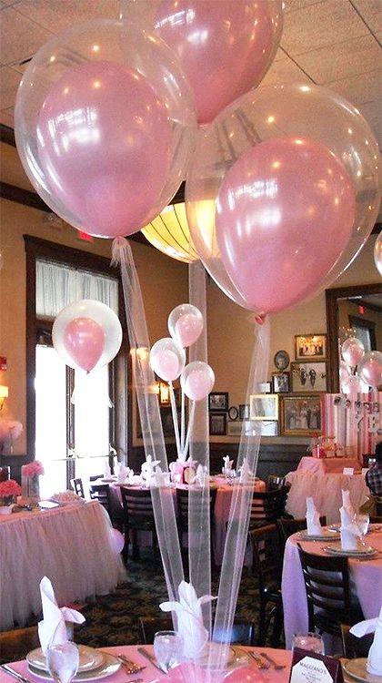 Ballon transparent double avec ballon 30 cm à l\u0027intérieur