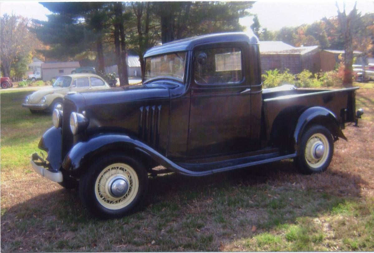 1933 Chevrolet 1/2 Ton Pickup for sale #1815991 | Hemmings Motor ...