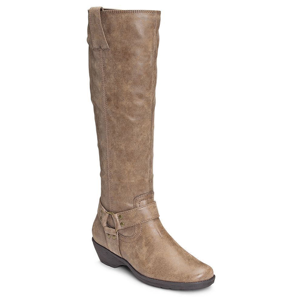 Womens Boots Aerosoles In An Instint Tan