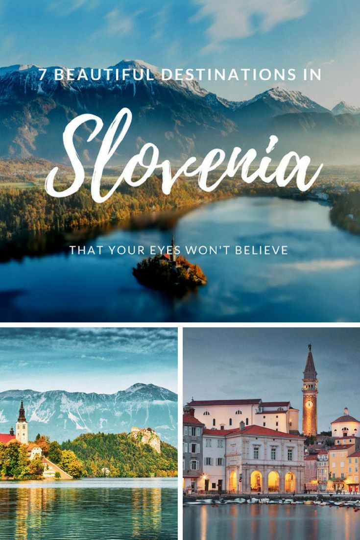 Take a trip to Slovenia this summer to avoid the stifling heat of typical destinations and cool off in mountain air, luscious forests and blue waters. From the Adriatic Sea to Slovenia's lakes and rivers, if there's any blue around here, it tends to be azure, clear and sparkling in Mediterranean sunlight. Read our latest blog post to discover 7 unbelievably beautiful destinations in Slovenia... #travel #honeymoon #thalassotherapy #holidayoffers  #slovenia #piran #portoroz #strunjan