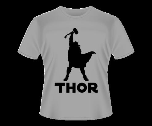 7e526ab27 Camiseta Poderoso Thor