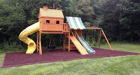 Whether You Re Purchasing A New Swing Set Or Just Checking Up On One