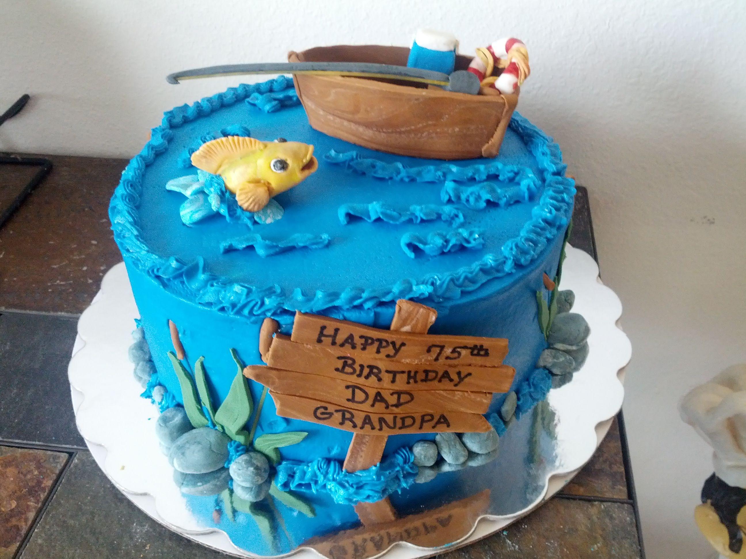 36 best Westernfisherman cake images on Pinterest Fisherman
