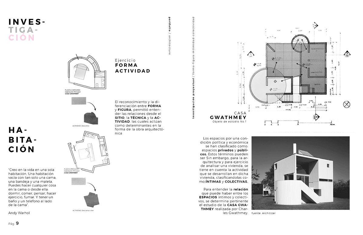 Architecture Portfolio On Behance Architecture Portfolio Architecture Presentation Architecture