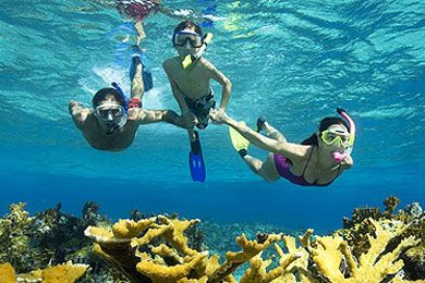 Family vacations in key west offer turquoise blue water for Best fishing spots in miami