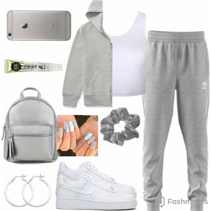Shop this awesome look on Fashmates. #fitness #fitnessathome