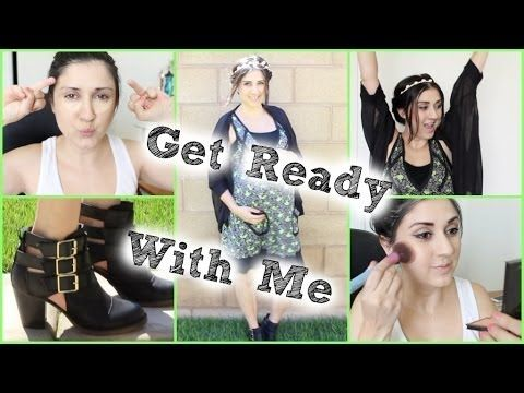 Get Ready With Me: 31 weeks pregnant! http://www.youtube.com/cdiorme