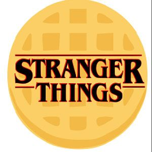 Stranger Things Waffle Svg Stranger Things Waffles And