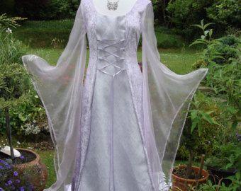 Pagan Wedding Dresses.Wiccan Wedding Dresses Pagan Wedding Dress Handfasting Gown