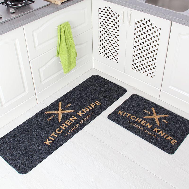 Kitchen Mat Bedroom Entrance Doormat Home