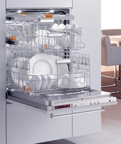 Great example of raising dishwasher off the floor giving