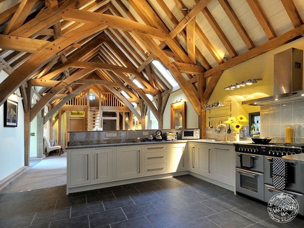 Barn Kitchen 17 Best Images About Timber Frame Kitchens On Pinterest Barn