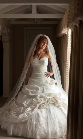 pnina tornai 11029 4000 size 4 used wedding dresses