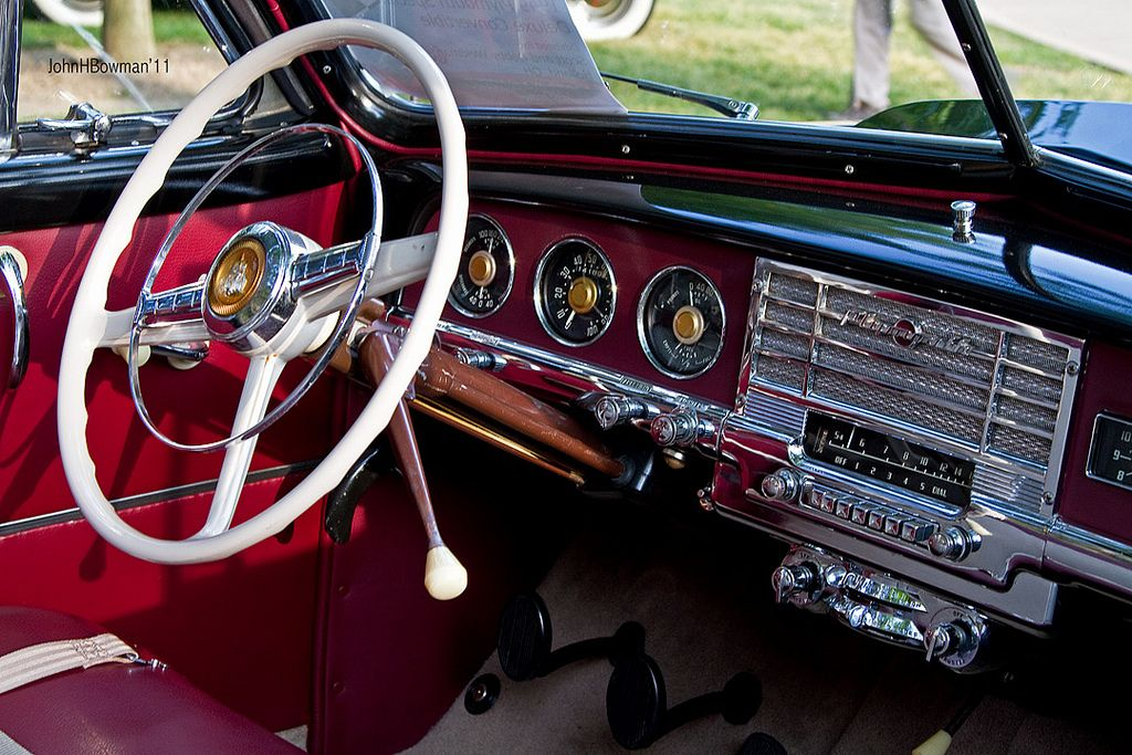 Image Result For 1949 Plymouth Special Deluxe Interior Like The Super Blingy Chrome Dash Pieces Plymouth Special Image