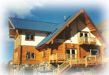 Alaskan Made Superior Logs - Log Homes, Log Kits, Log Cabins, Pre ...