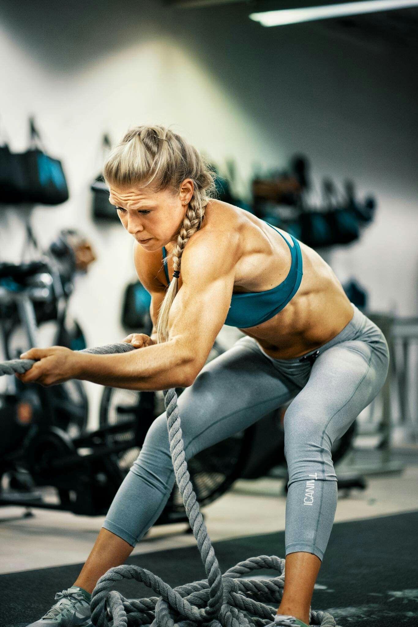 CrossFit Training | Muscle girls, Crossfit girl, Crossfit