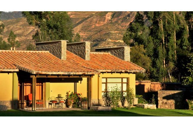 Peru hotel among TripAdvisor's top 25 in the world. Stay at the Sol y Luna Lodge with great rates from prideperutravel.com