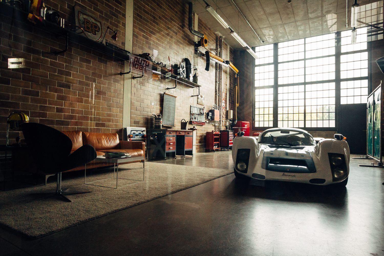 Dream Garage Idea Garage Design Garage Interior Garage House