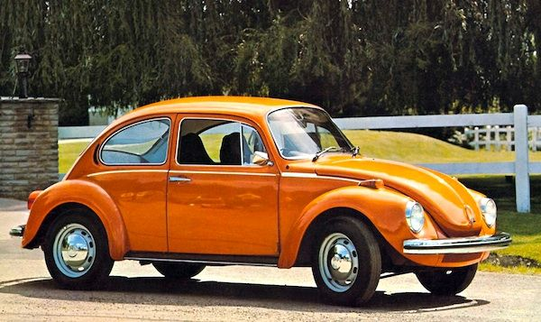 1973 Super Beetle >> 1973 Vw Super Beetle Mine Was Like This For About A Month