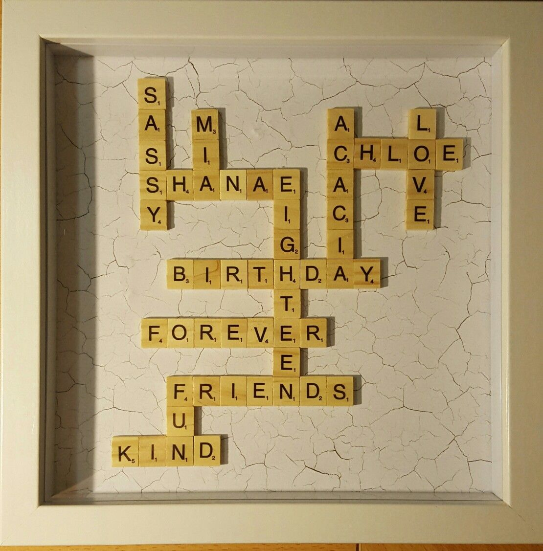 Delighted Scrabble Wall Art Pictures Inspiration - The Wall Art ...