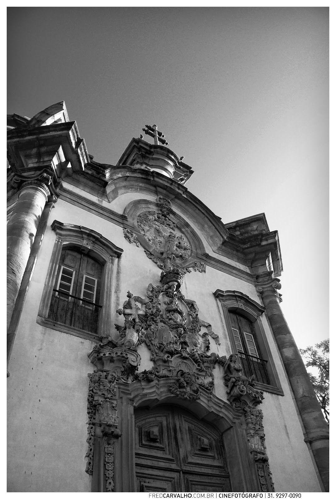 Igreja São Francisco de Assis  |  OURO PRETO | MINAS GERAIS | TESOUROS DE MINAS