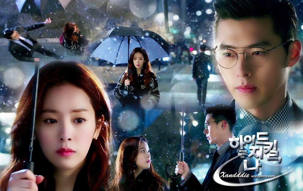 Hyde, Jekyll, Me 하이드 지킬, 나 Korean Drama(Hyun Bin, Han Ji ...
