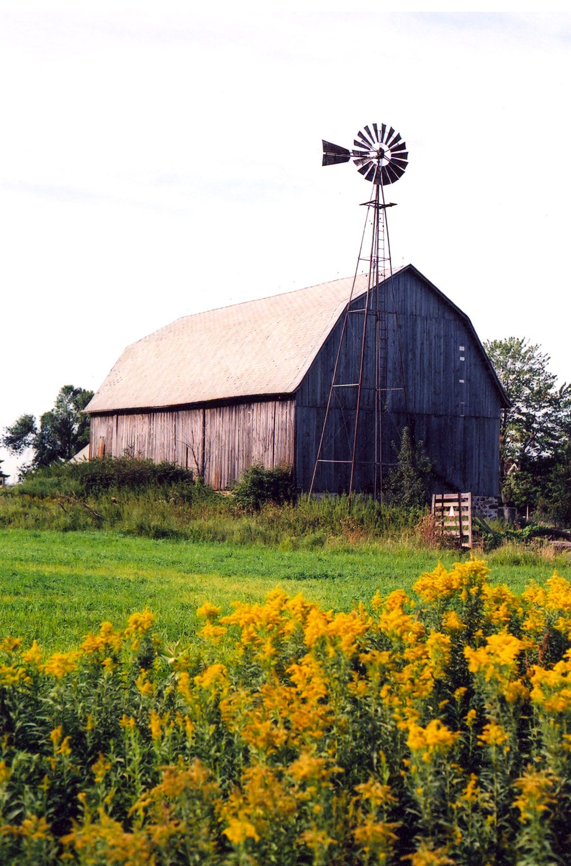 Wisconsin Barn Preservation Program