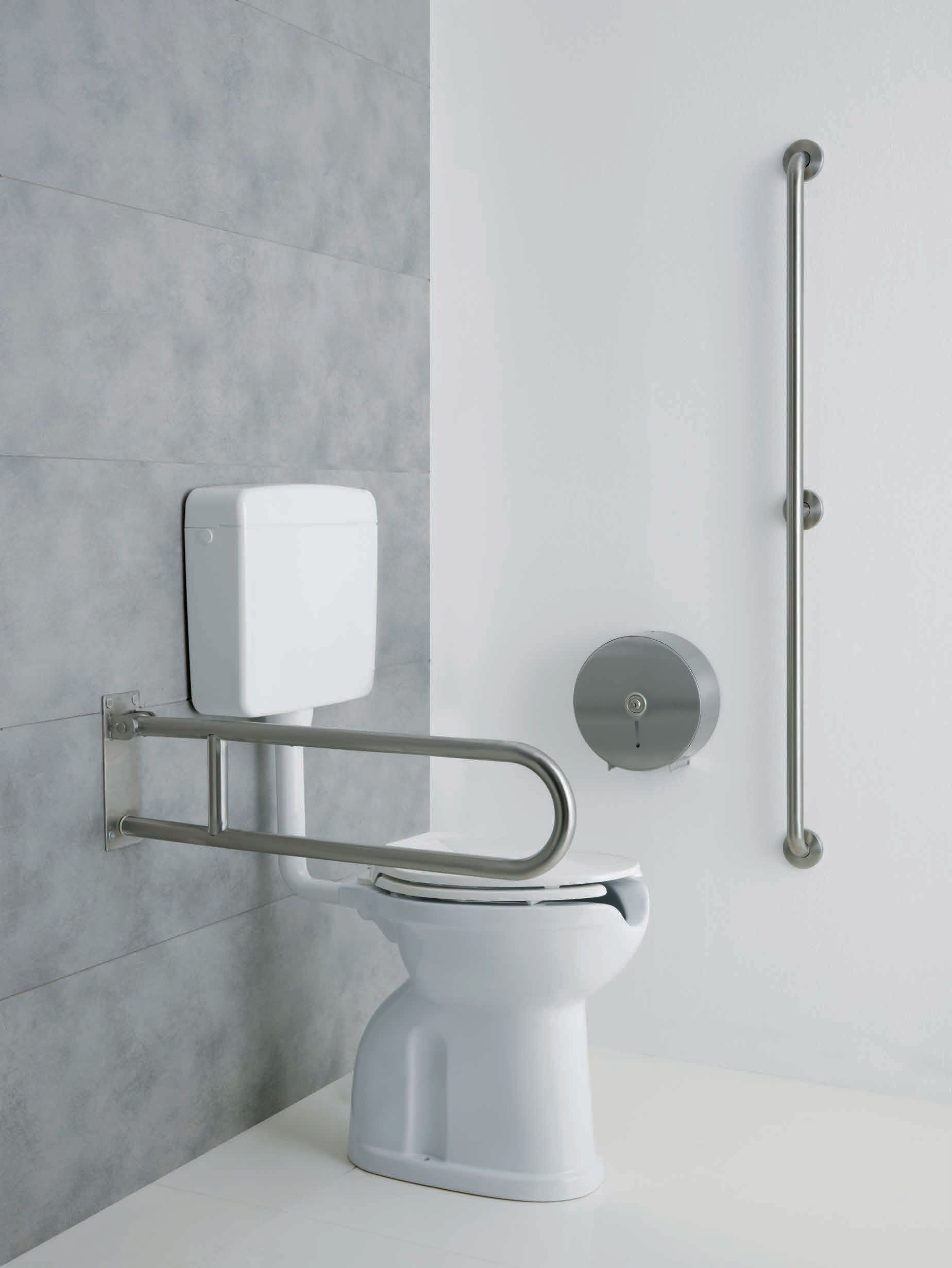 Merveilleux Read About Such Handicap Bathroom Accessories As Grab Bars And Toilet  Safety Rails So That You Can Learn How To Make Your Bathroom Safer Place.