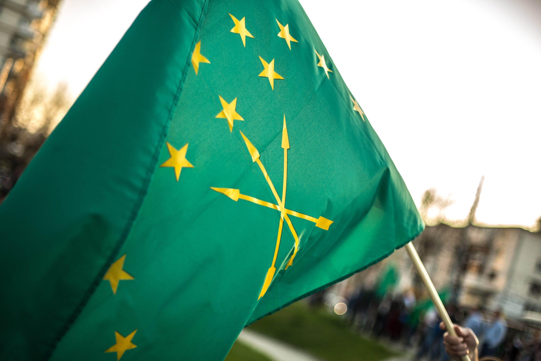 картинки флаг черкесов преградой станут