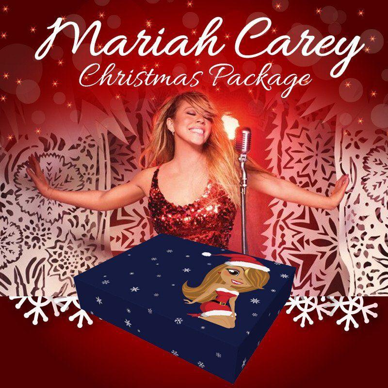 Mariah Carey Christmas Gift Set 50 Mariah carey