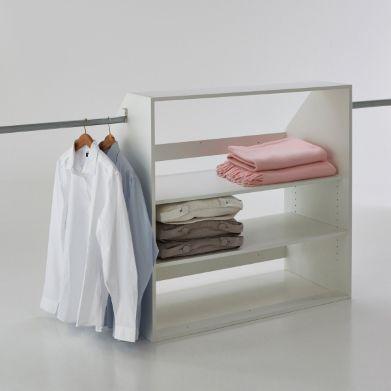 Module Dressing Special Sous Pente Resima La Redoute Shopping Prix Dressing Sous Combles Rangement Combles Mobilier De Salon