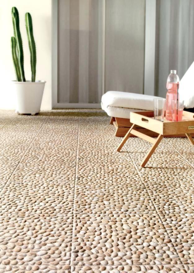 Navartis Riverstone Outdoor Tiles Garden Designoutdoor ...