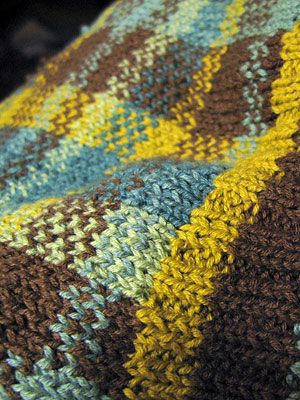 Mad About Plaid (3 hours) taught by Annie Modesitt | Interweave ...