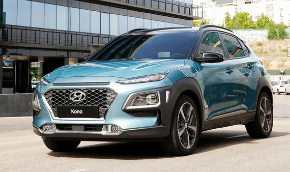 Krossover Hyundai Kona 2018 Hendaj Kona 2018 Avtomobili Pinterest