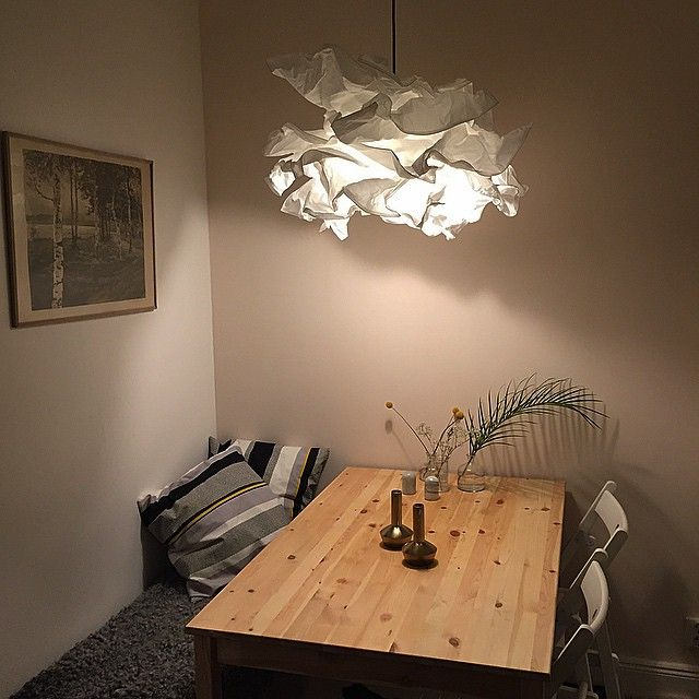 krusning fr n ikea dekorov n dome ku pinterest esszimmer lampen esszimmer a inneneinrichtung. Black Bedroom Furniture Sets. Home Design Ideas