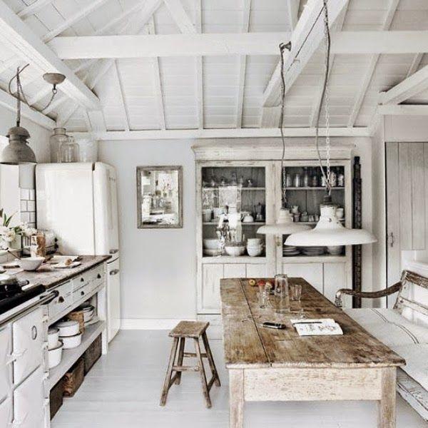 Белая кухня: 6 преимуществ + 40 вдохновляющих фото ...