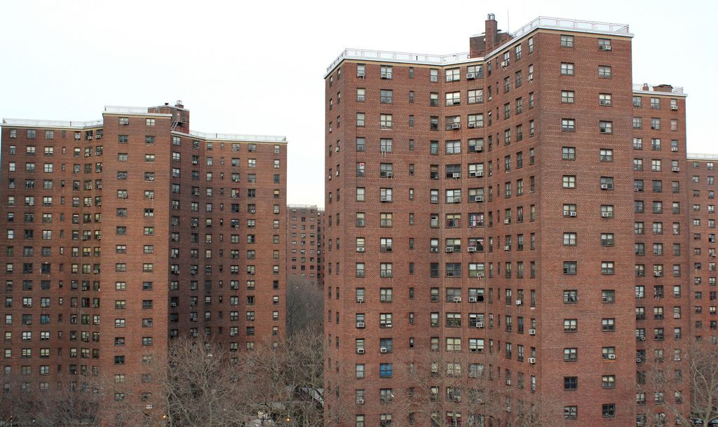 Gov Alfred E Smith Houses Great Places Lower East Side Skyscraper