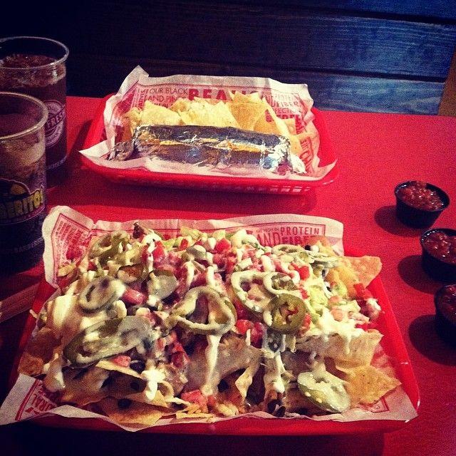 Barberitos Has The BEST Tasting Freshest Tex/mex Around