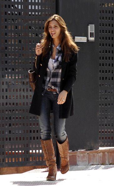 Sara carbonero sara carbonero pinterest fall outfit winter and fall winter - Sara carbonero ropa vogue ...
