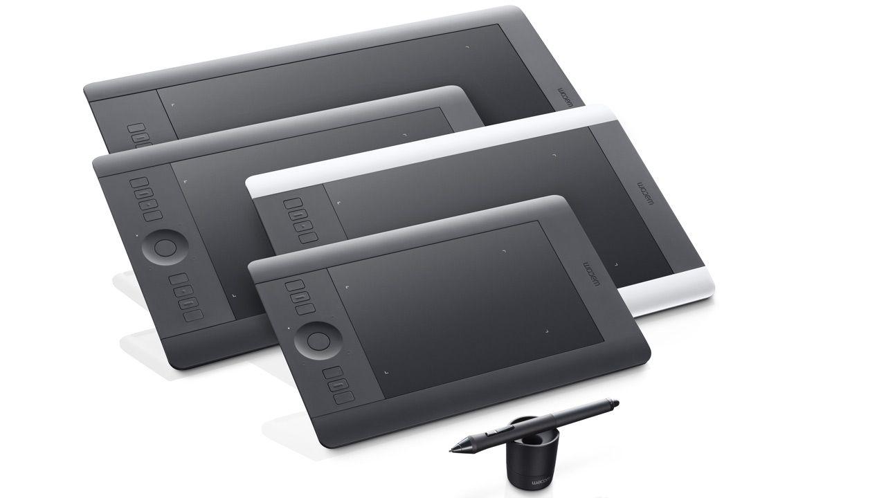 New Wacom Intuos Pro Tablets — Mini Review   Education