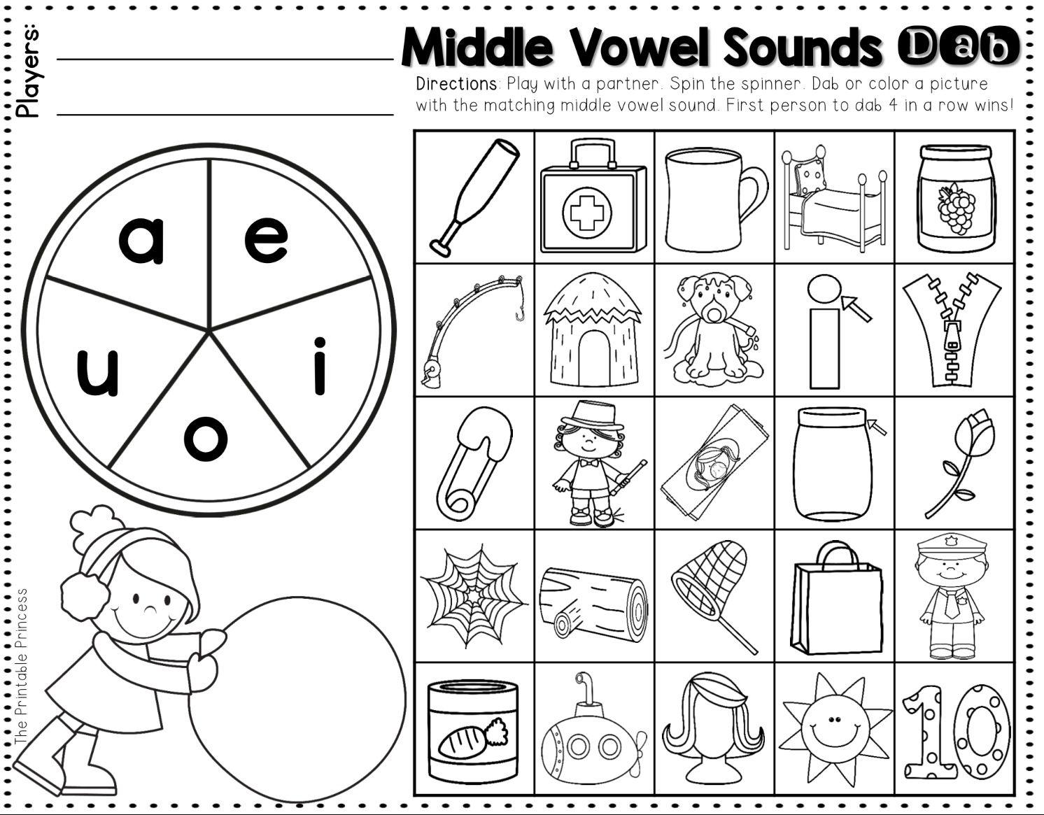 Winter Activities Math And Literacy For Kindergarten