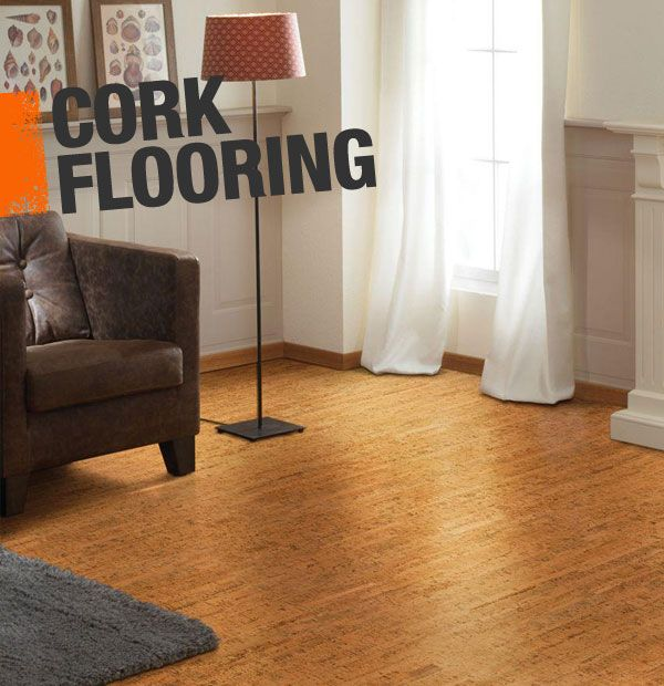 Cork Is A Superior Flooring Option Because Its Renewable Soft