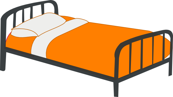 Bed Clip Art Clip Art Library Bed Clipart Clip Art Bed