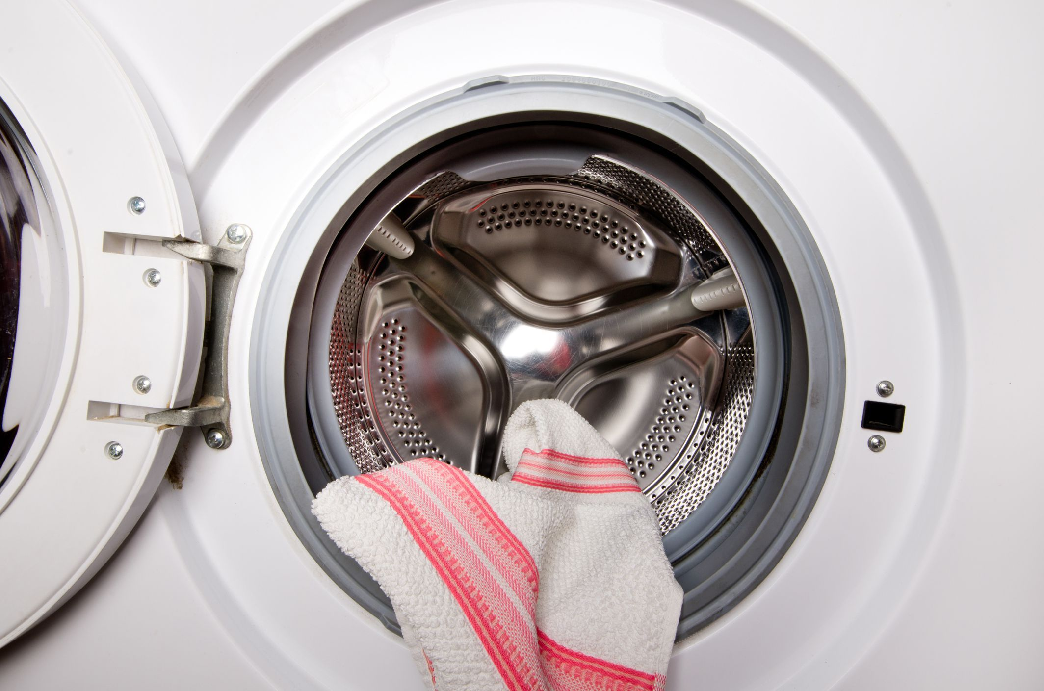 How to Clean a Clothes Washer Cleaning appliances, Clean