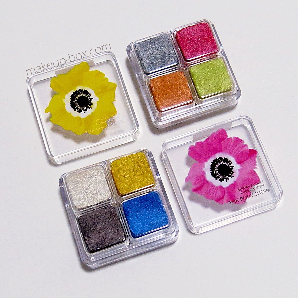 The Makeup Box: Poppy Fever: The Body Shop Spring 2015 Collection ... CANNOT wait to get my hands on these  #thebodyshop