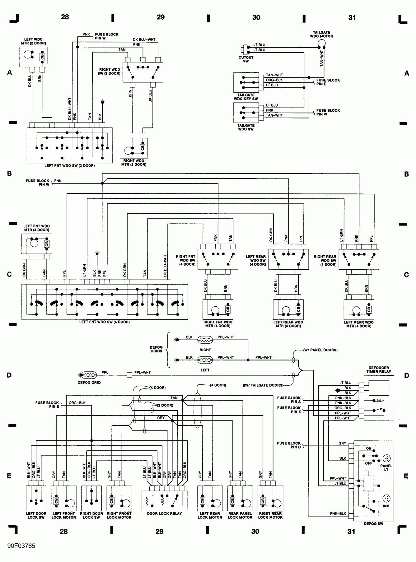 98 Lincoln Town Car Wiring Diagram and Wrg-] Wiring Diagram Lincoln Town Car  in 2020 | Lincoln town car, Automotive electrical, DiagramPinterest