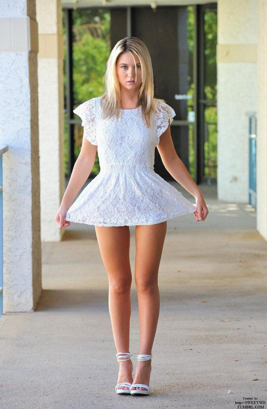 Hot teens in short skirts pics #5