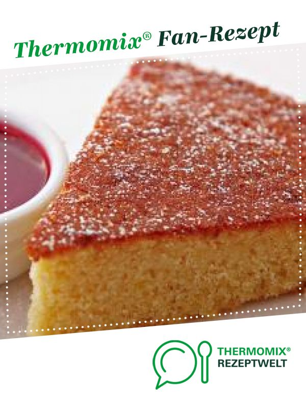 Photo of semolina cake