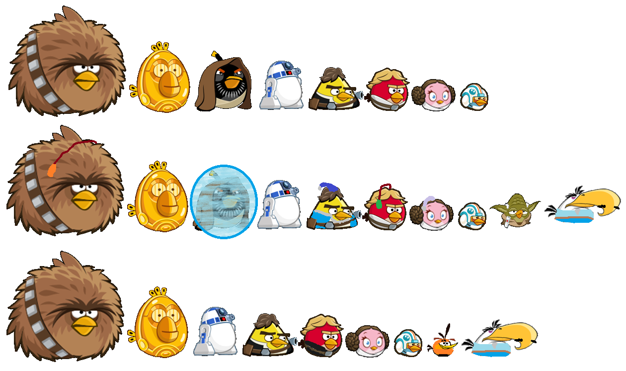 Images Of Angry Birds Characters: Angry Birds Rio Character Names Pic